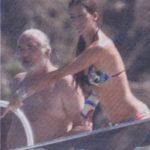 Foto di Elisabetta Gregoraci in Bikini