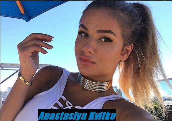 Anastasiya Kvitko modella grandi forme