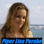 Foto attrice americana Piper Lisa Perabo